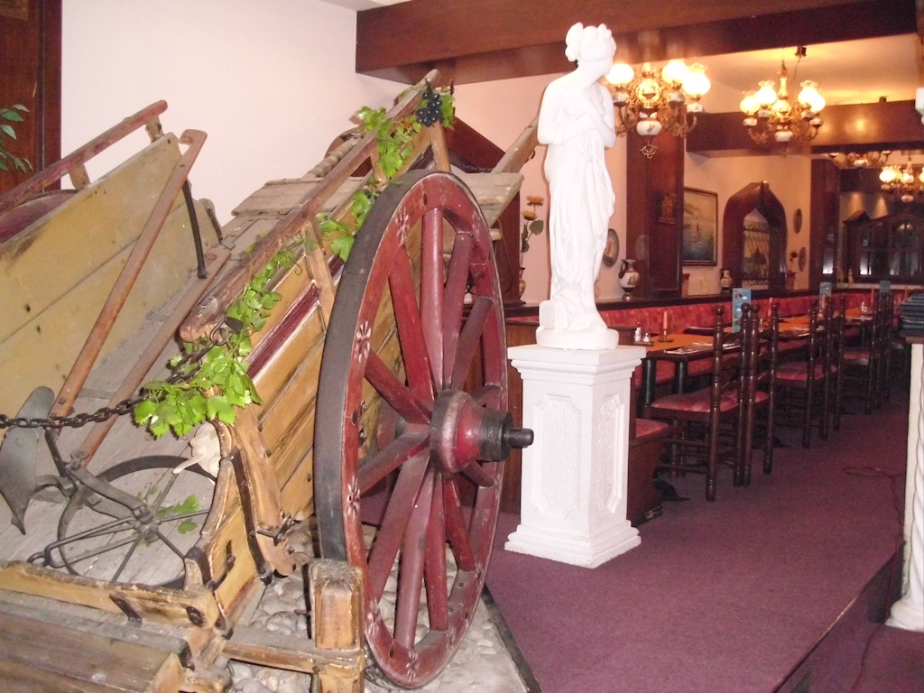 Griechisches Restaurant Hanau Großauheim